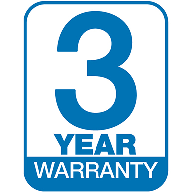 New 3 Year Warranty For Universal H Series Asme Commercial