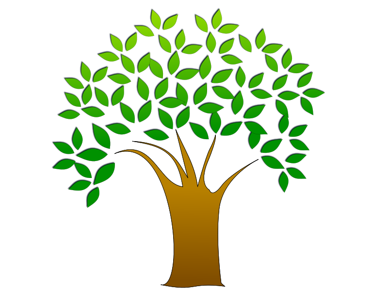 Lifestyle Vector Tree