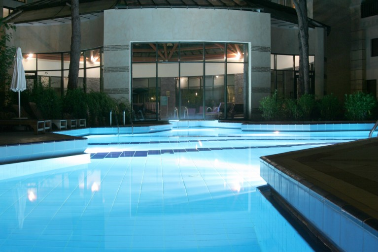 Commercial Pool Bright Light