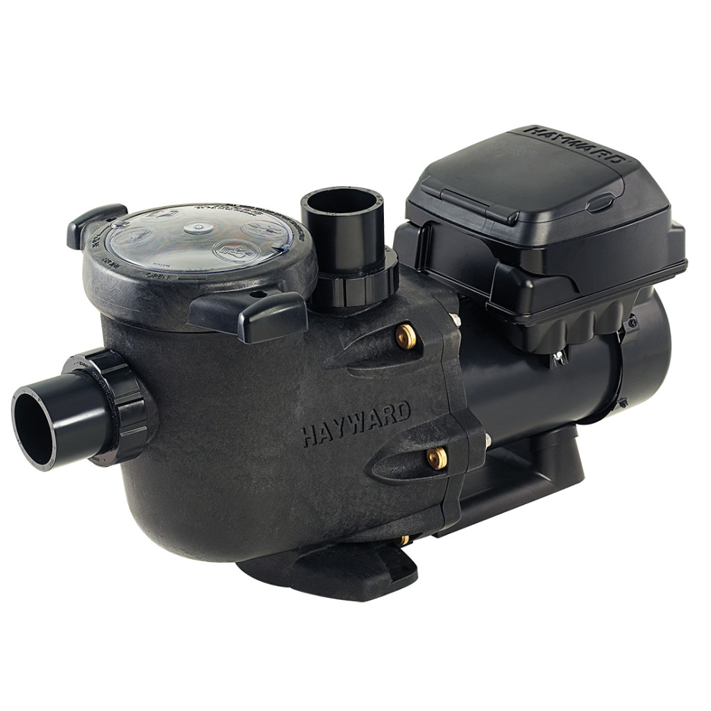 New tristar vs variable speed pump hayward poolside blog for Changing pool pump motor