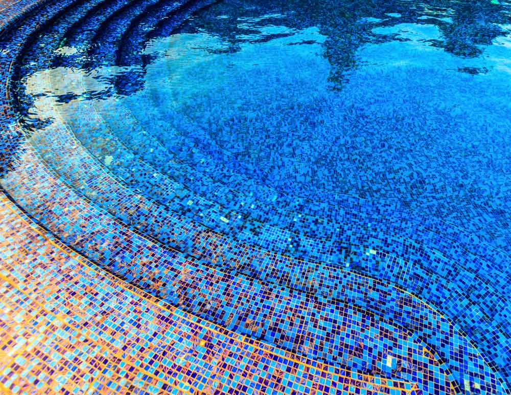 Unique pool designs hayward poolside blog for Pool tile designs