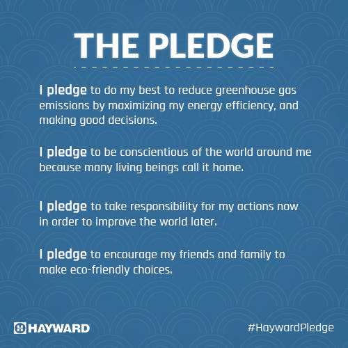 Hayward Pledge